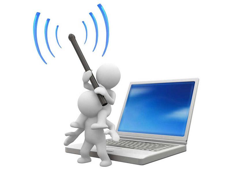TheBlackAngel. О программе:Взлом сетей wi fi - это превосходная возможност