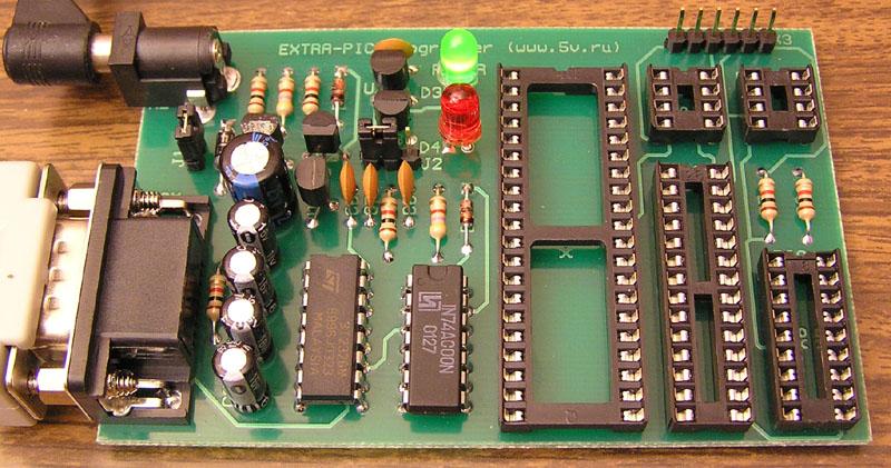Микроконтроллер своими руками фото