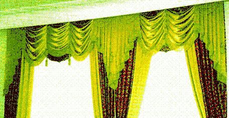 выкройки штор