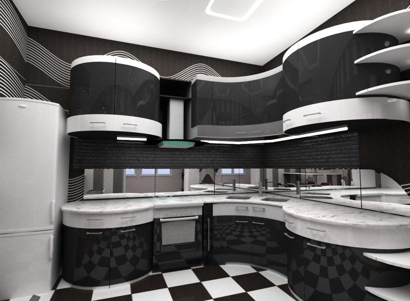 Фасады для кухни эконом-класса от фабрики Кухни-Всем