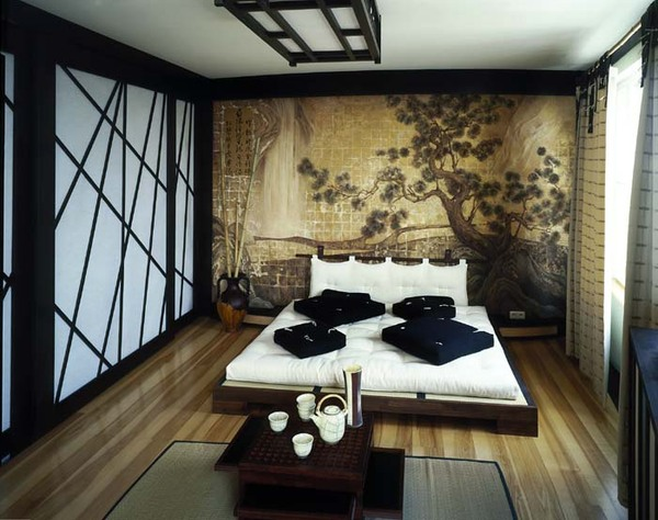 Стиль спальни должен быть особенным к