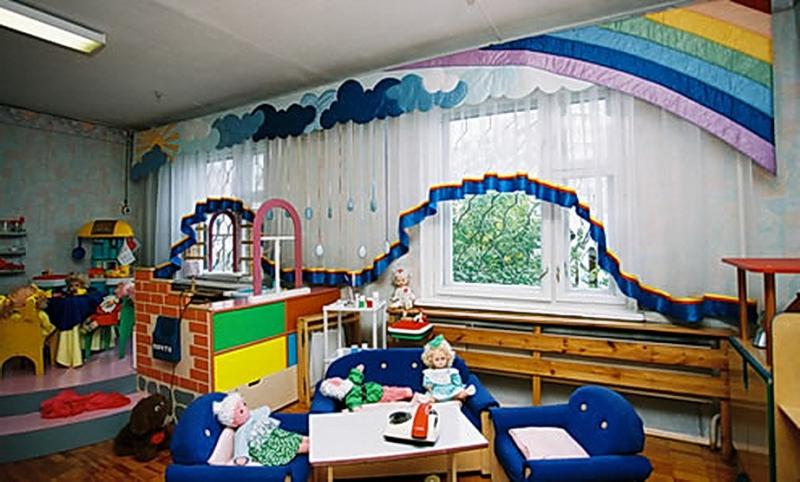 Красивый детский сад своими руками фото